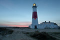 Portland bill lighthouse Immagine Stock