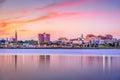 Portland, Maine, USA Royalty Free Stock Photo