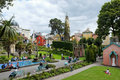 Portmeirion Village, Wales, UK Royalty Free Stock Images