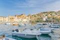 Porto Santo Stefano Royalty Free Stock Photo