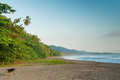 Porto viejo beach southern side of costa rica Stock Photos