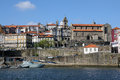 Porto, view from boat Royalty Free Stock Photo