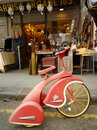 Portobello fleet market Royalty Free Stock Images