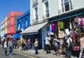 Portobello Road, Notting Hill, London, England Royalty Free Stock Photo