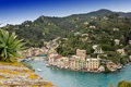Portofino Harbor Royalty Free Stock Photos
