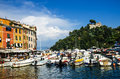 Portofino italien la riviera italie Photo stock