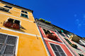 Portofino italy ancient fishing village in liguria Stock Photo