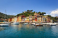 Portofino Italy Royalty Free Stock Photo