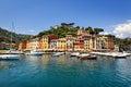Portofino Italy Royalty Free Stock Photo