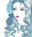 Portrét krásne dievča