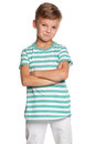 Portrait of boy Royalty Free Stock Photo
