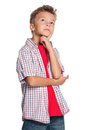 Portrait of boy Royalty Free Stock Images