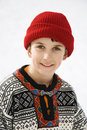 Portrait of boy. Royalty Free Stock Photo