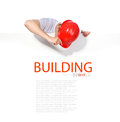 Portrait of a builder Royalty Free Stock Photo