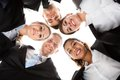Portrait Of Business People Fo...