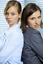 Portrait of businesswomen Stock Photography