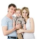 De feliz familia