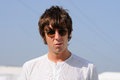 Portrait of Miles Kane, English musician originally from Meols Royalty Free Stock Photo