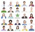Portrait Of Multiethnic Colorf...