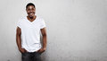 Portrait of a smiling young man Royalty Free Stock Photo