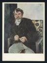 A portrait of Sorokin