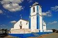 Portugal, Alentejo: Chapel near evora Royalty Free Stock Photo