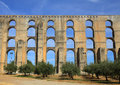 Portugal, Alentejo region, Elvas. UNESCO World Heritage site. Royalty Free Stock Photo