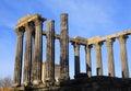 Portugal, Alentejo Region, Evora Historic centre. Royalty Free Stock Photo