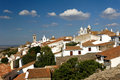 Portugal, Alentejo:  village of Monsaraz Royalty Free Stock Images