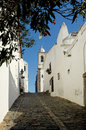 Portugal, Alentejo: village of Monsaraz Royalty Free Stock Photo