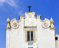 Portugal, area of Algarve, Albufeira:architecture Royalty Free Stock Photography