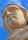 Portugal, Lisbon: Christ rei Royalty Free Stock Image