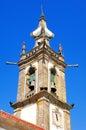 Portugal, Ponte de Lima: San Antonio church Royalty Free Stock Photo