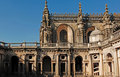 Portugal, Tomar: castle and convent of tomar Royalty Free Stock Image