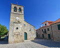 Portuguese Church Royalty Free Stock Photo