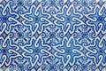 Portuguese decorative tiles azulejos
