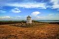 Portuguese fort Aguada. Goa. Candolim. India. Royalty Free Stock Photo