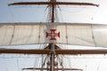 Portuguese Navy Ship, Royalty Free Stock Photos