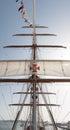 Portuguese Navy Ship Royalty Free Stock Photography