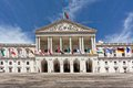 Portuguese Parliament Royalty Free Stock Photo