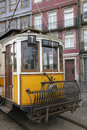 Portuguese Tram Royalty Free Stock Photos
