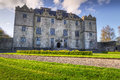 Portumna Castle in Co. Galway Stock Photography