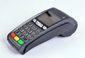 POS Payment GPRS Terminal Royalty Free Stock Photo