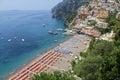Positano Beach Italy Royalty Free Stock Photo