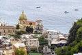 Positano, italy Royalty Free Stock Photo