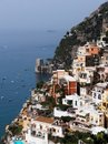 Positano panorama Royalty Free Stock Image