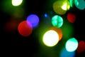 Positionnement de fond de Noël Photos libres de droits