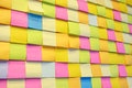 Post it Fotografia Stock