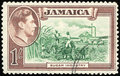 Postage Stamp - Jamaica