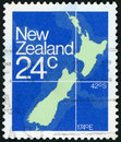 Postage stamp Royalty Free Stock Photo